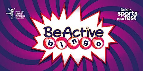 BeActive Bingo tickets