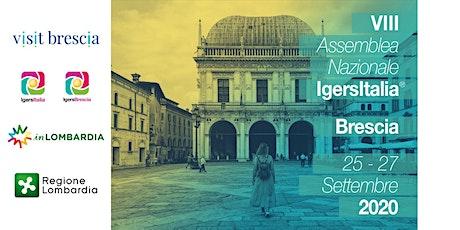 Assemblea Igersitalia 2020 - Brescia biglietti