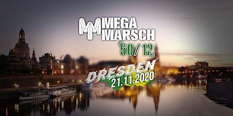 Megamarsch 50/12 Dresden 2020 Tickets