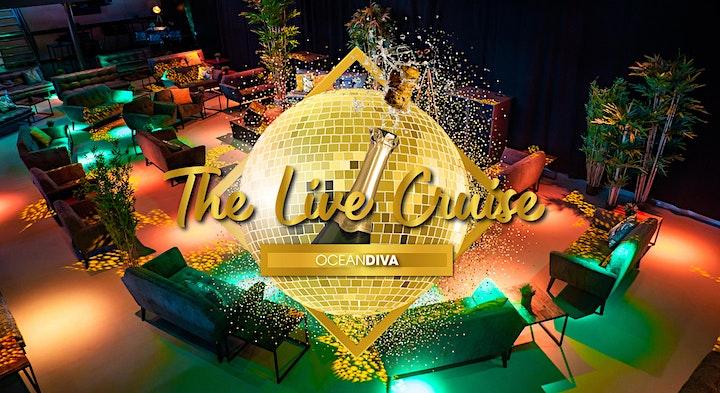 Afbeelding van The Live Cruise in concert: Sonny's Inc. (Show 2)