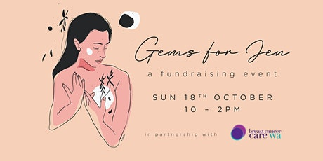 Gems for Jen: a Fundraising Event tickets
