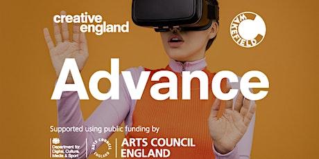 Advance: Meet the Mentors - Immersive Entertainment Cohort tickets