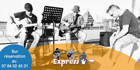 Trio Express en concert Au Bon Endroit billets