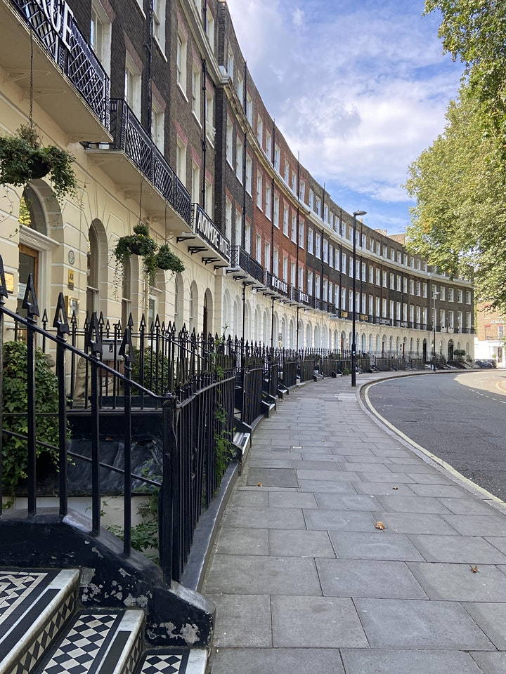 Quirky Bloomsbury - Look Up London Walking Tour image
