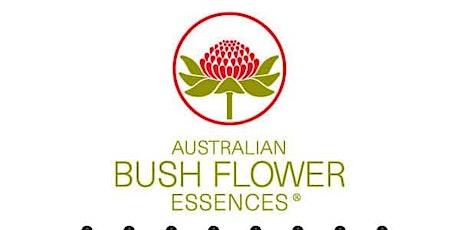 Esencias florales Bush de Australia tickets
