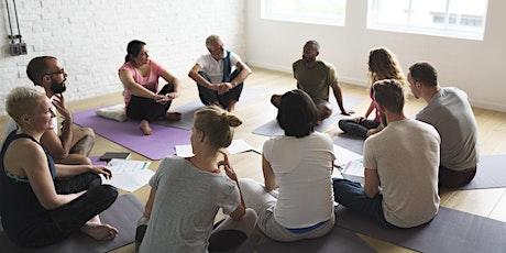 Méditation de pleine conscience Programme MBSR EN LIGNE billets