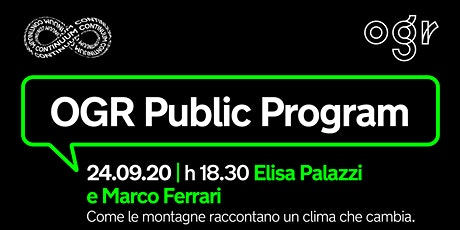 Il clima che cambia/Elisa Palazzi e Marco Ferrari biglietti