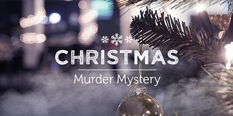 Murder Mystery Christmas Dinner tickets