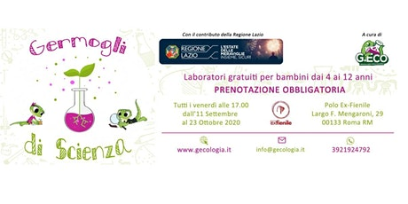 Germogli di Scienza tickets