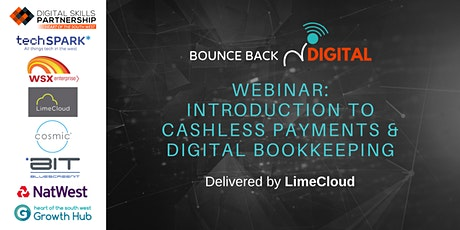 Bounce Back Digital Series: Cashless Payments Workshop tickets