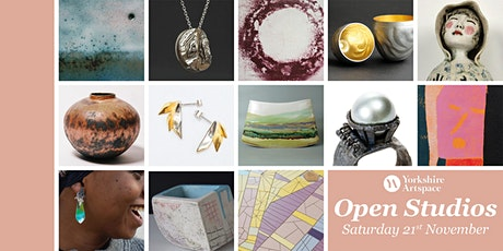 Open Studios 2020 tickets