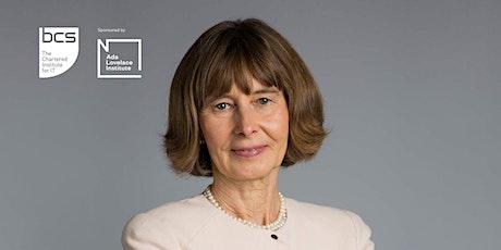 BCS Lovelace Lecture 2020 - Prof Marta Kwiatkowska tickets