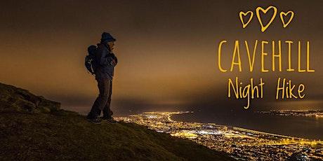 Cavehill Night Hike 1st October tickets