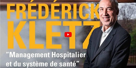 "Webinar de présentation du Certificat ""Management hospitalier"" billets"