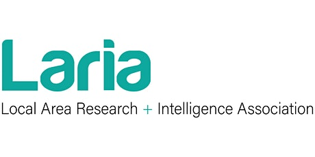 LARIA Webinar - Place Data tickets