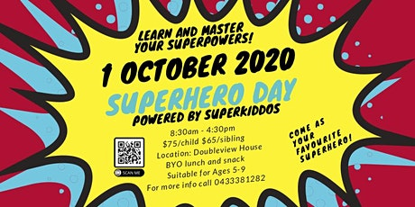 Learn and master your superpowers! tickets