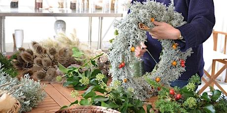 Scented Wreath Making Workshop tickets