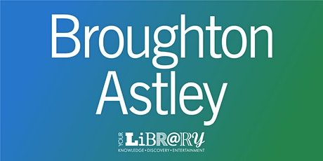 Broughton Astley Library Visit - September tickets