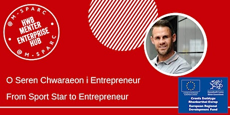 Lee Byrne - O sêr chwaraeon i busnes... from sport stars to business... tickets