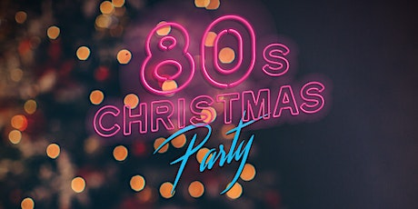 80's Themed Christmas Party tickets