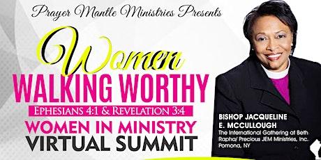 """Women In Ministry Summit"" tickets"