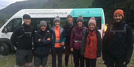 YMCA EAST SURREY WALKING TRAINING | 16 MAY 2021 tickets