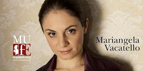 Apertura MuFe 2020 - Mariangela Vacatello biglietti