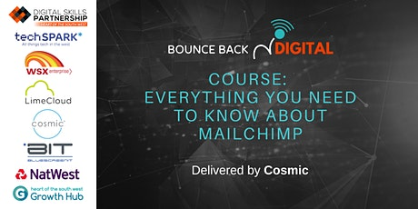 Bounce Back Digital Series: Everything you need to know about MailChimp tickets