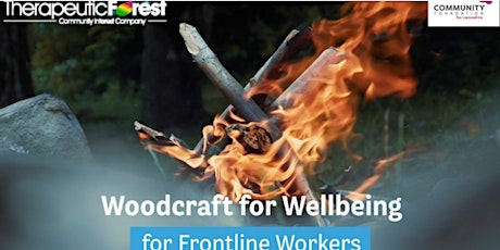 Woodcraft for Wellbeing for Frontline Workers tickets