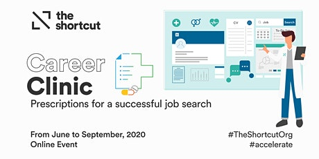 The Shortcut Career Clinic tickets
