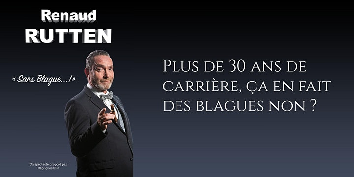 Image pour Un dîner avec Renaud Rutten