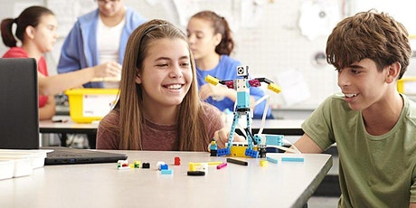 Robotics mit LEGO® Education SPIKE™ Prime Tickets