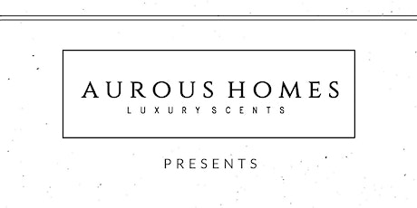 Aurous Homes- One year anniversary pop up tickets