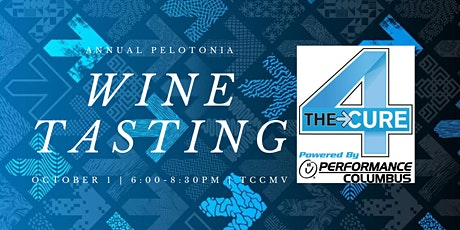 Pelotonia Team 4 THE Cure Annual Wine Tasting tickets