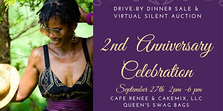 Drive-By Dinner Fundraiser & Virtual Silent Auction for QSS tickets