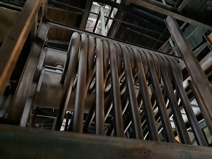 preserve memories - provide energy, international art in industrial area image