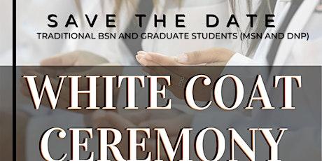 WHITE COAT CEREMONY 2020 tickets