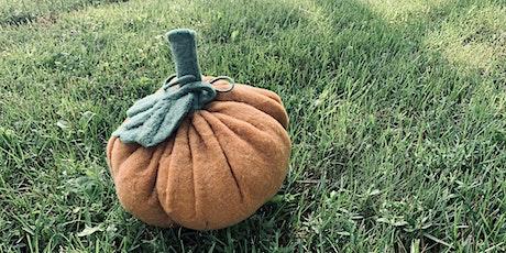 Pumpkin Decor tickets