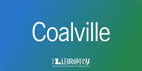 Coalville Library Visit - September tickets