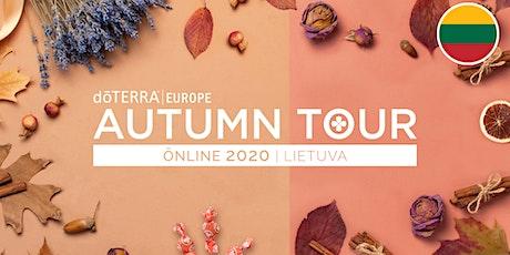 Autumn Tour Online 2020 - Lithuania tickets