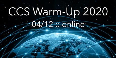 CCS Warm-Up 2020 tickets