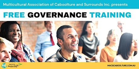 FREE Governance Training for Organisations tickets