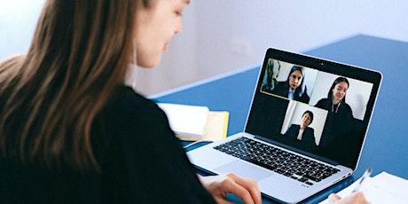 WEBINAR: Cómo comunicar con nuevas tecnologías y e entradas