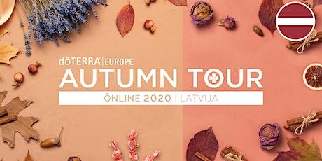Autumn Tour Online 2020 - Latvia / Russian tickets