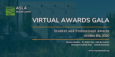 MDASLA Virtual Awards Gala 2020 tickets