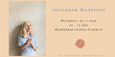 Instagram Workshop Tickets