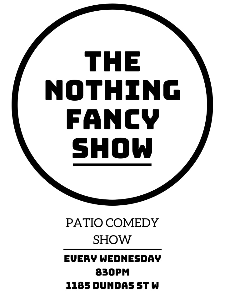 The Nothing Fancy Wednesday Comedy Show image