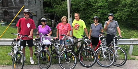Electric Bike Ride to Beck's Mill tickets