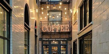 DFS koffie meet-ups tickets