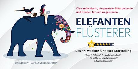 Elefantenflüsterer: Neuro-Storytelling für Beginner Tickets